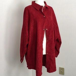 Yes style 💕2/$30💕 over sized jacket
